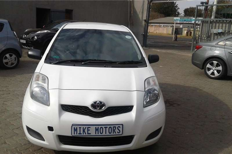 Toyota Yaris 1.0 3 door T1 2008