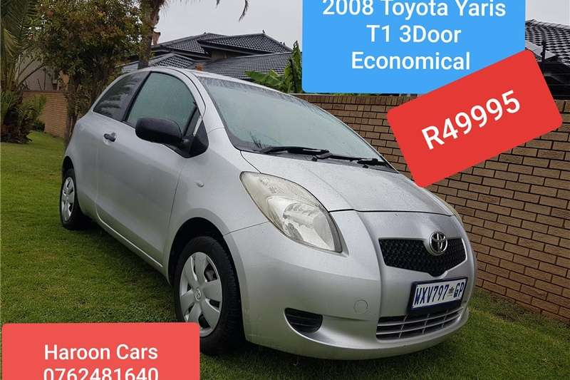 Toyota Yaris Cars For Sale In South Africa Priced Between 20k And