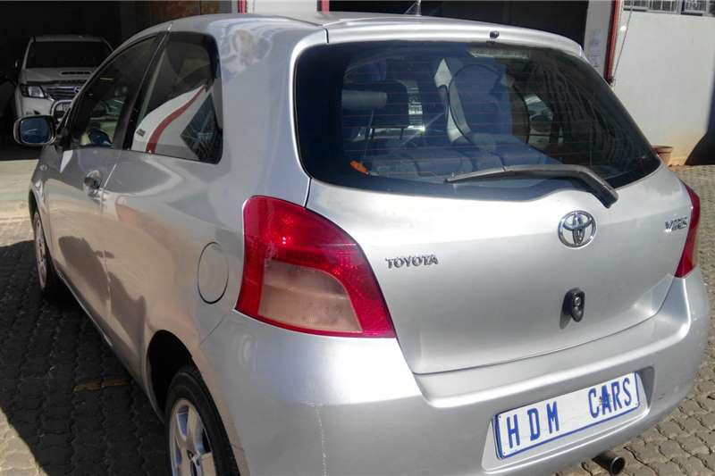 Toyota Yaris 1.0 3-door T1 2008