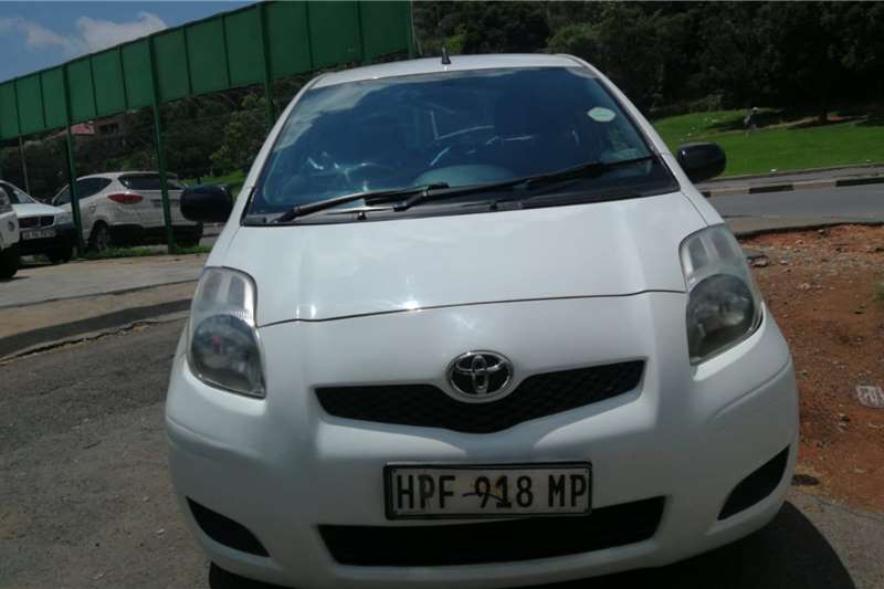 Used 2009 Toyota Yaris 1.0 3 door T1