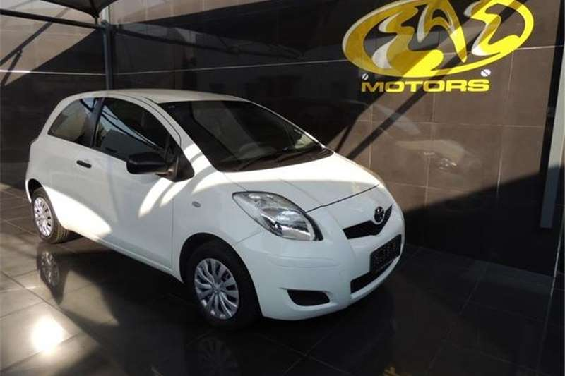 Toyota Yaris 1.0 3-Door T1 2010