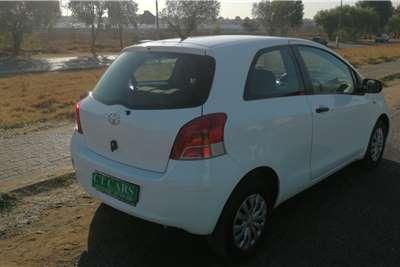Used 2010 Toyota Yaris 1.0 3 door T1