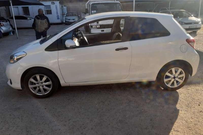 Used 2012 Toyota Yaris 1.0 3 door T1
