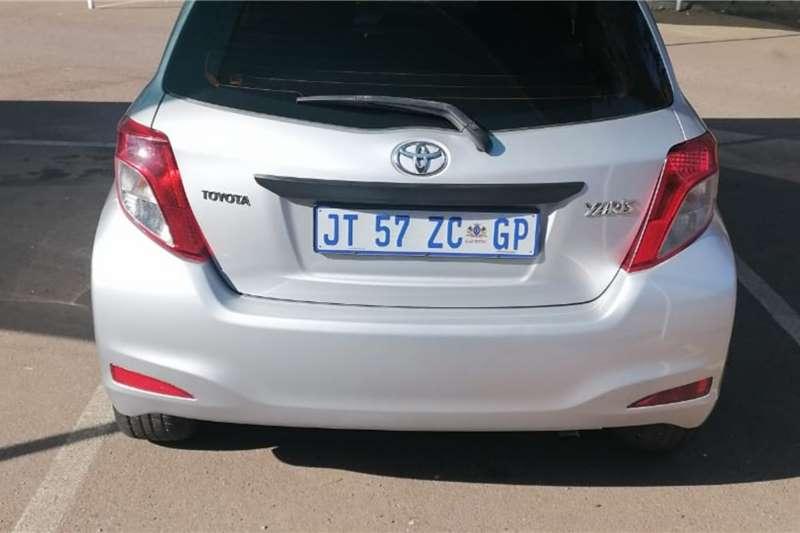 Used 2013 Toyota Yaris 1.0 3 door T1