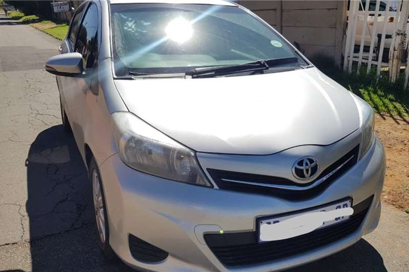 Toyota Yaris 1.0 3 door T1 2014
