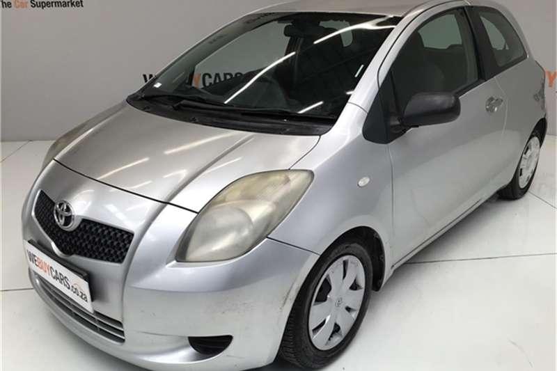 Toyota Yaris 1.0 3 door T1 (aircon+CD) 2006