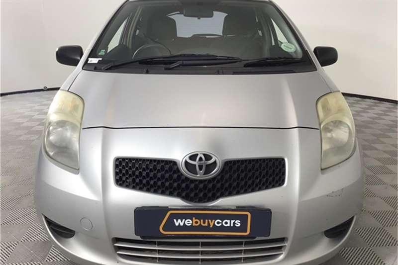 Toyota Yaris 1.0 3-door T1 (aircon+CD) 2007