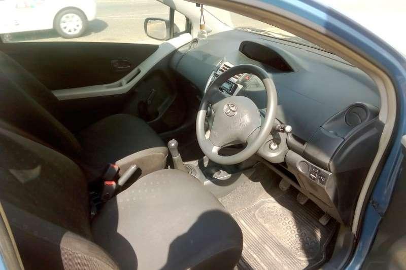 Toyota Yaris 1.0 3-door T1 (aircon+CD) 2008