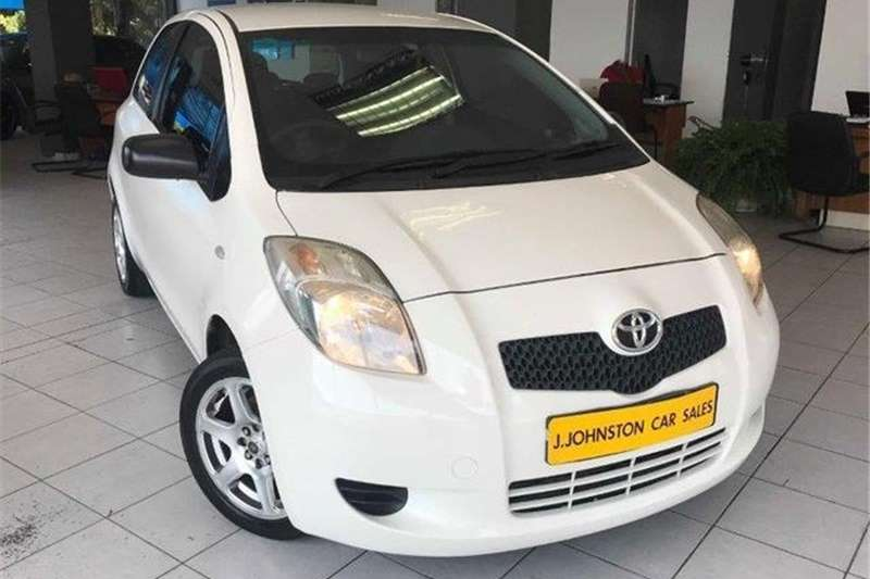 Toyota Yaris 1.0 3 Door T1 (Aircon+CD) 2008