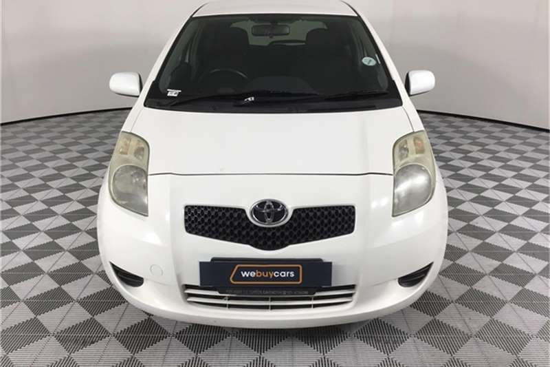 Toyota Yaris 1.0 3-door T1 (aircon+CD) 2008