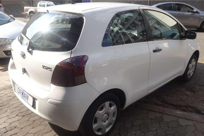 Toyota Yaris 1.0 3 door T1 (aircon+CD) 2009