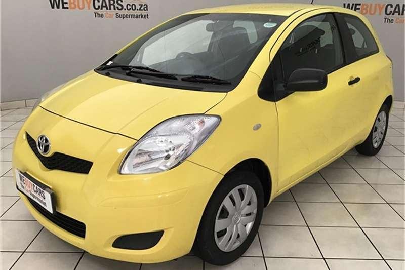 Toyota Yaris 1.0 3 door T1 (aircon+CD) 2010