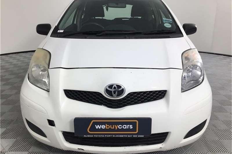 Toyota Yaris 1.0 3-door T1 (aircon+CD) 2010