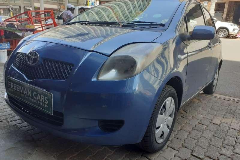 Toyota Yaris 1.0 5 door T1 2008