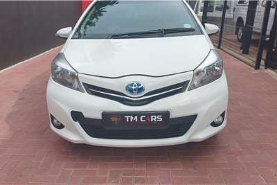 Used 2012 Toyota Yaris 1.0 5 door T1