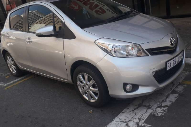 Toyota Yaris 1.0 5 door T1 2014