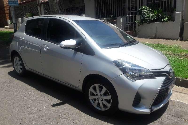 Toyota Yaris 1.0 5 door T1 2015
