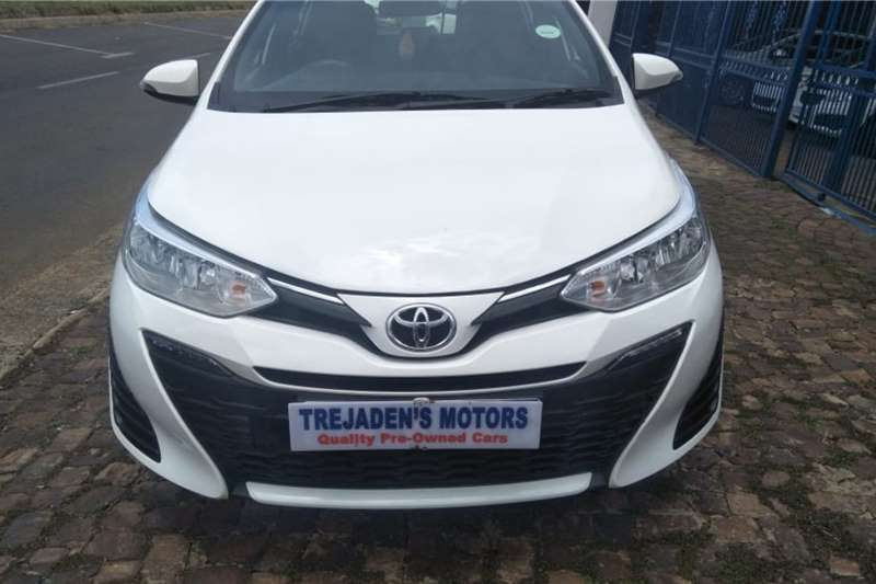 Toyota Yaris 1.0 5 door T1 2018