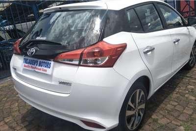 Toyota Yaris 1.0 5 door T1 2018