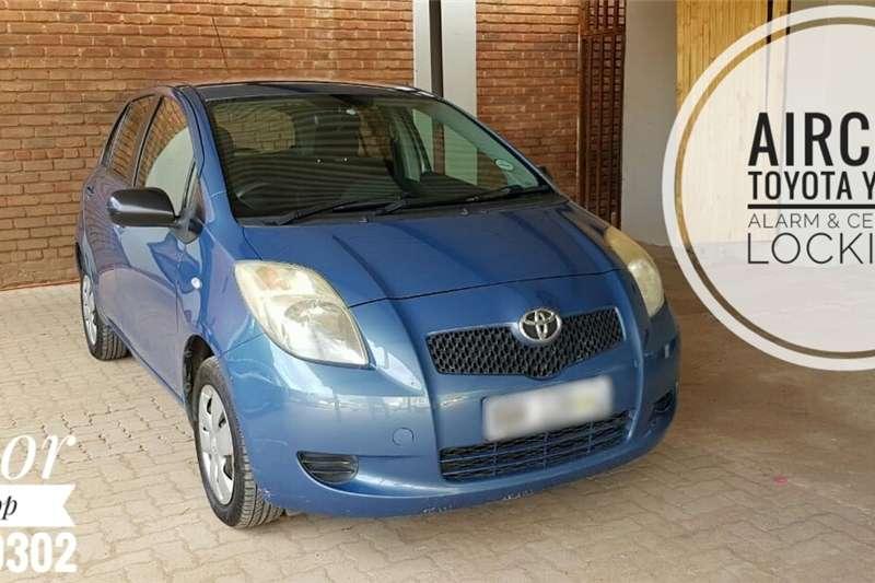 Toyota Yaris 1.0 5 door T1 (aircon+CD) 2006