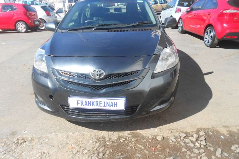 Toyota Yaris 1.0 T1 3 door 2007