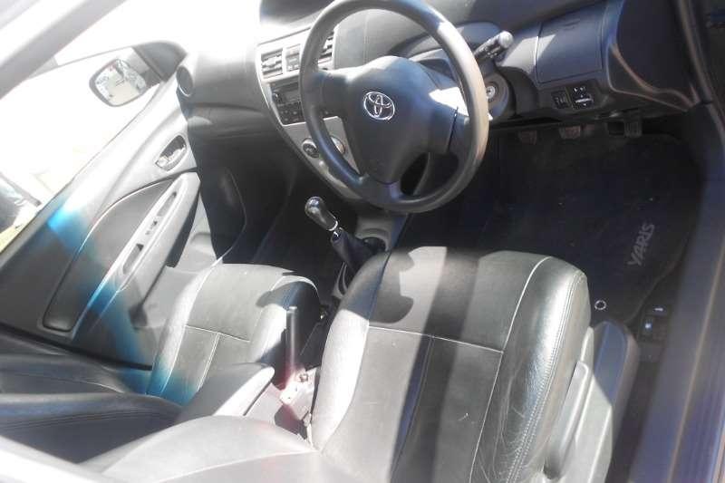 Toyota Yaris 1.0 T1 3 door 2007