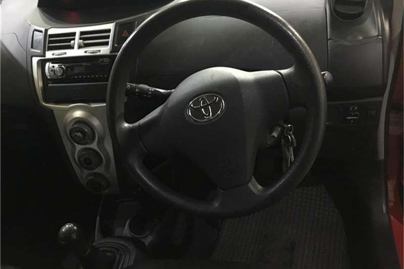 Toyota Yaris 1.0 T1 3-door 2007