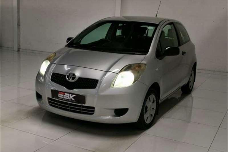 2007 Toyota Yaris Yaris 1.0 T1 3-door