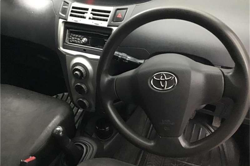 Toyota Yaris 1.0 T1 3-door 2008