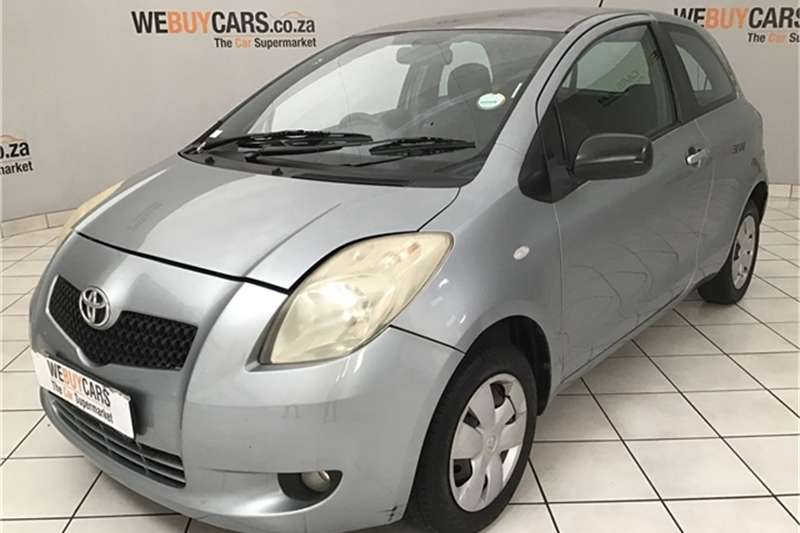 Toyota Yaris 1.0 T1 3 door 2008