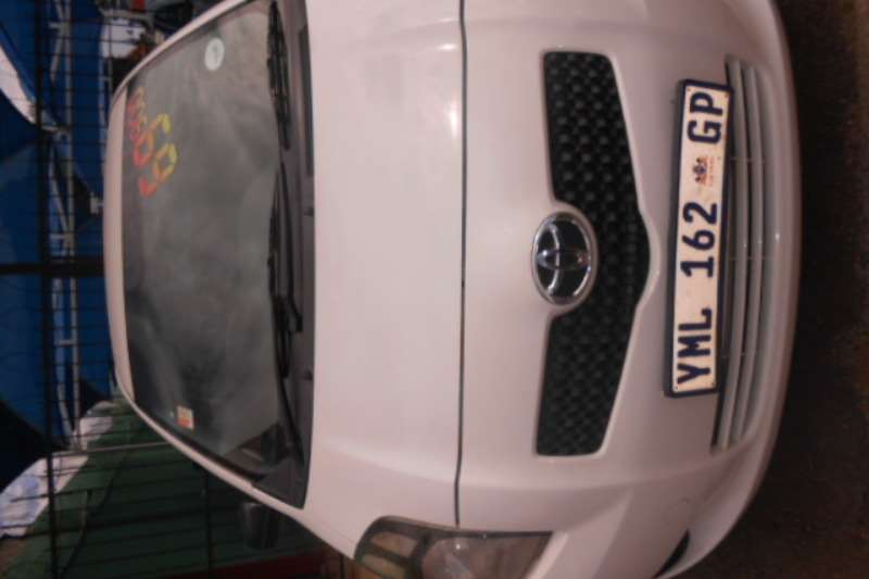 Toyota Yaris 1.0 T1 3 door 2009