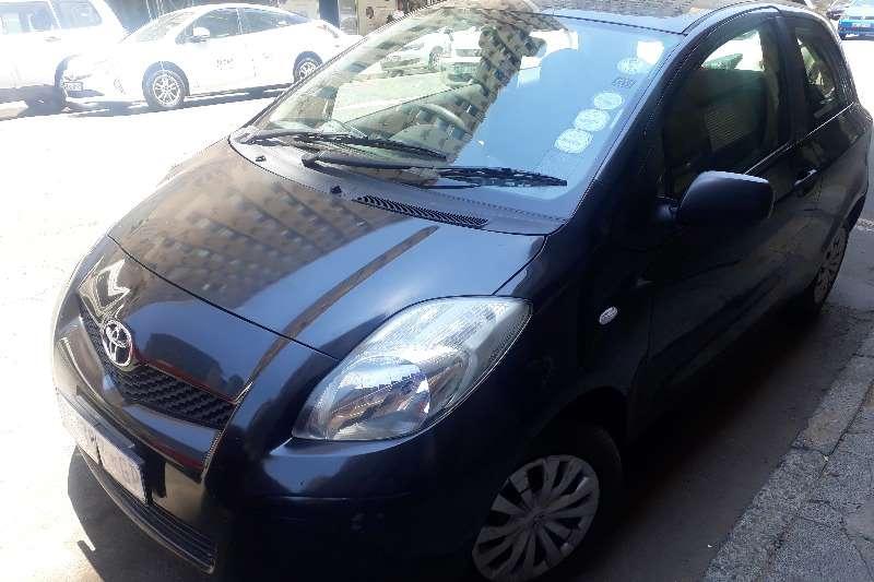 Toyota Yaris 1.0 T1 3 door 2009