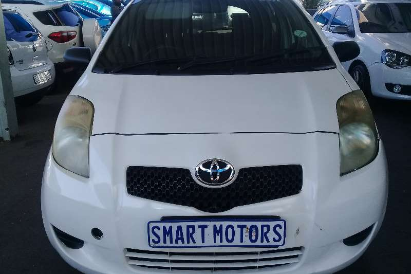Toyota Yaris 1.0 T1 5 door 2006