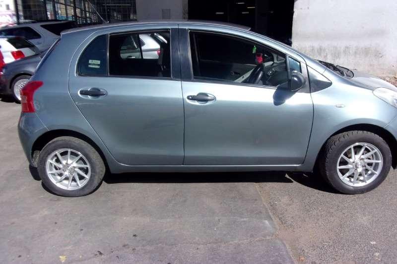 Used 2007 Toyota Yaris 1.0 T1 5 door