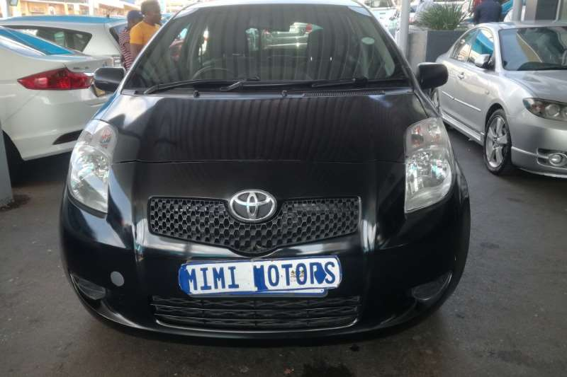 Toyota Yaris 1.0 T1 5 door 2007