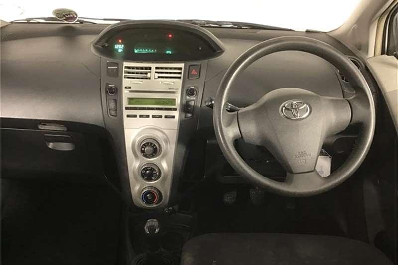 Toyota Yaris 1.0 T1 5-door 2007