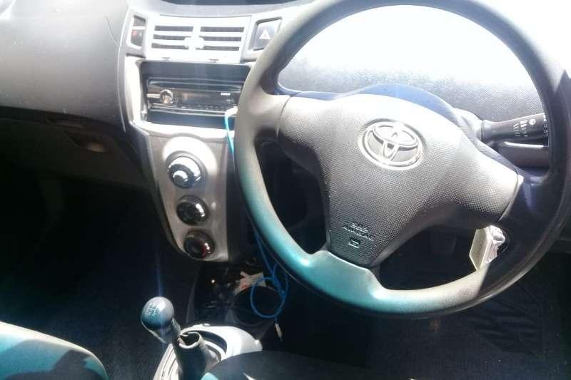 Toyota Yaris 1.0 T1 5 door 2008