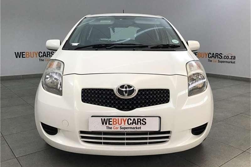 Toyota Yaris 1.0 T1 5-door 2008