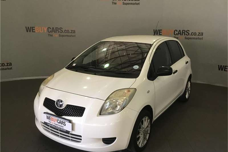 Toyota Yaris 1.0 T1 5 door 2008