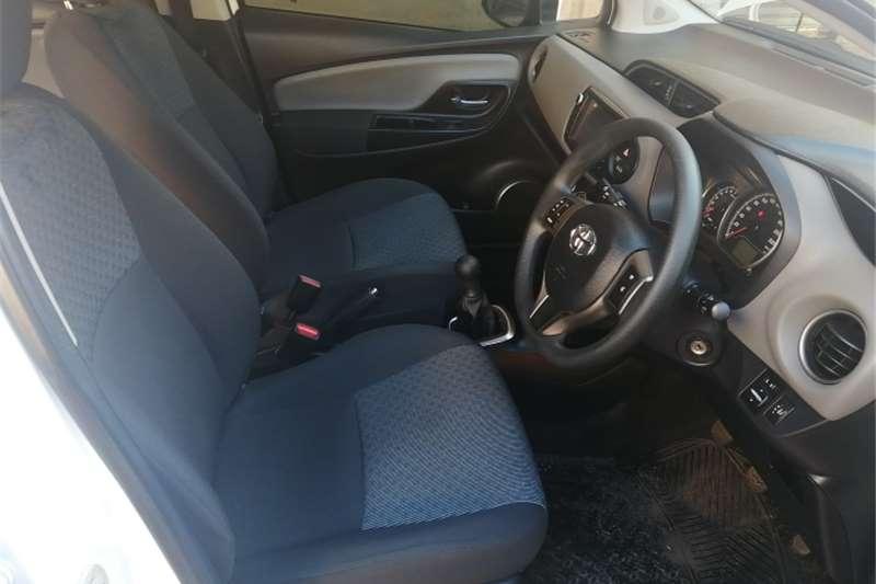 Used 2015 Toyota Yaris 1.0 T1 5 door