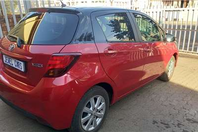 Used 2017 Toyota Yaris