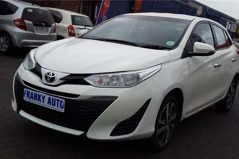 Toyota Yaris 1.2 2018