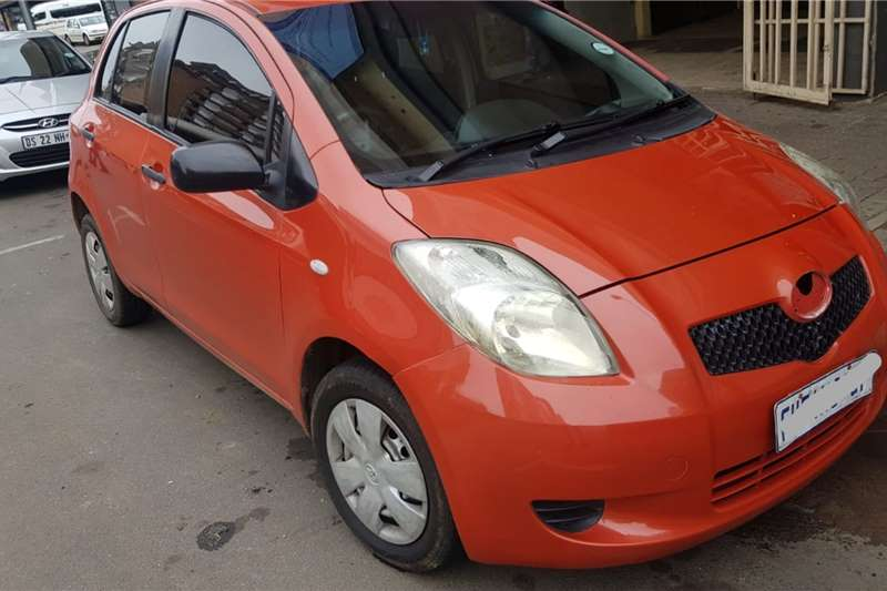 Used 2006 Toyota Yaris 1.3