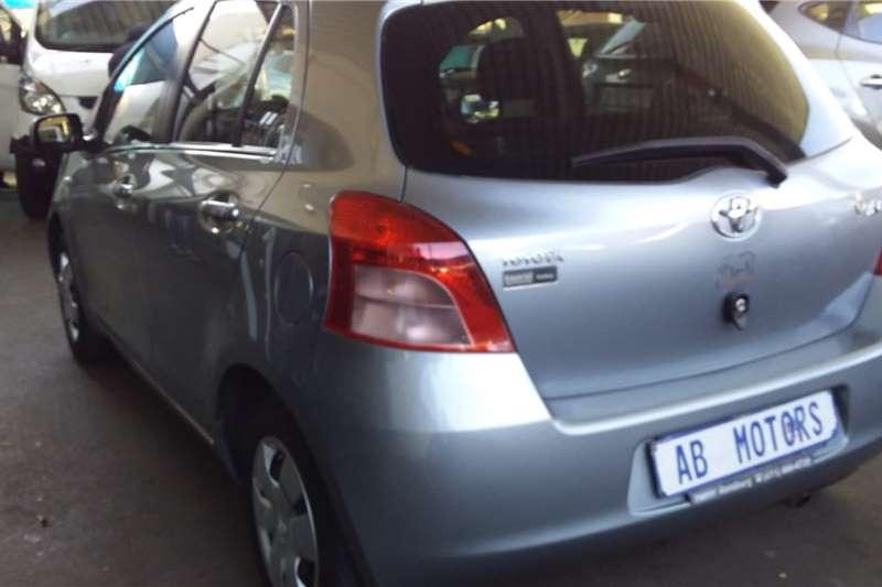 Used 2007 Toyota Yaris 1.3