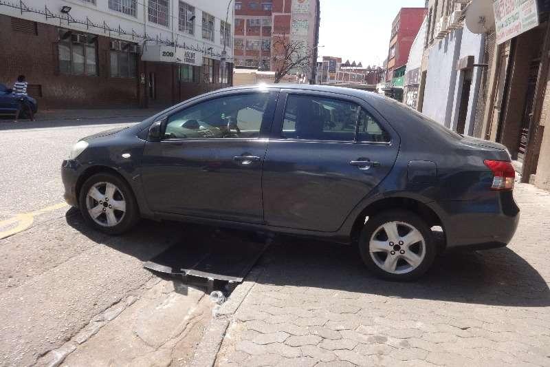Toyota Yaris 1.3 2008