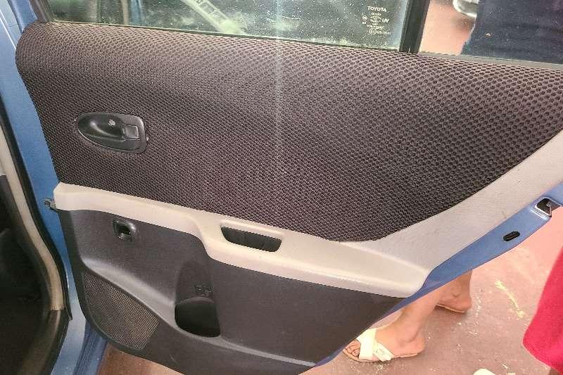 Used 2008 Toyota Yaris 1.3