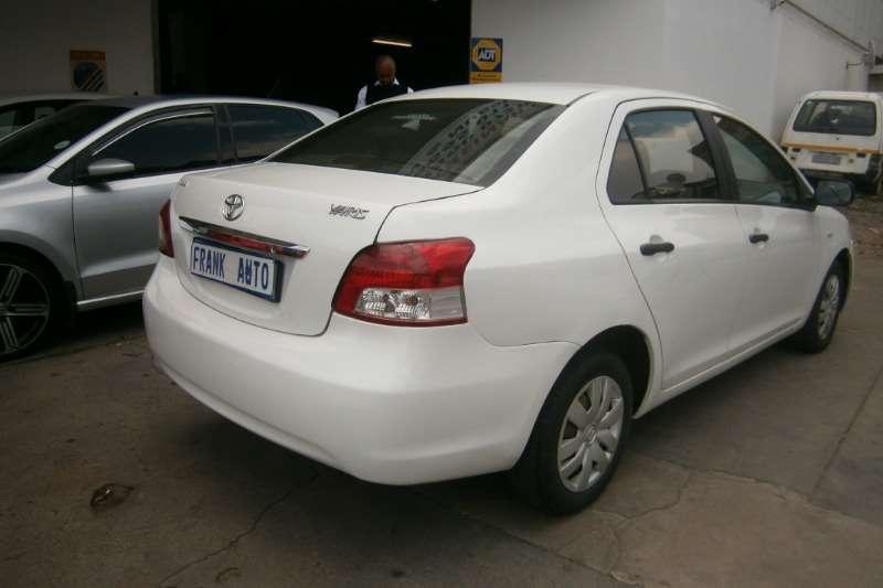Used 2009 Toyota Yaris 1.3