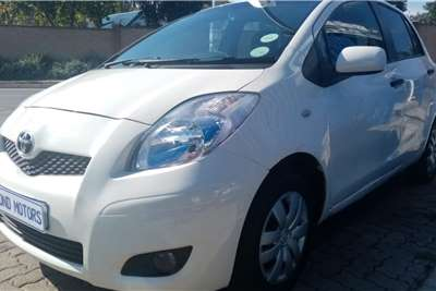 Used 2011 Toyota Yaris 1.3