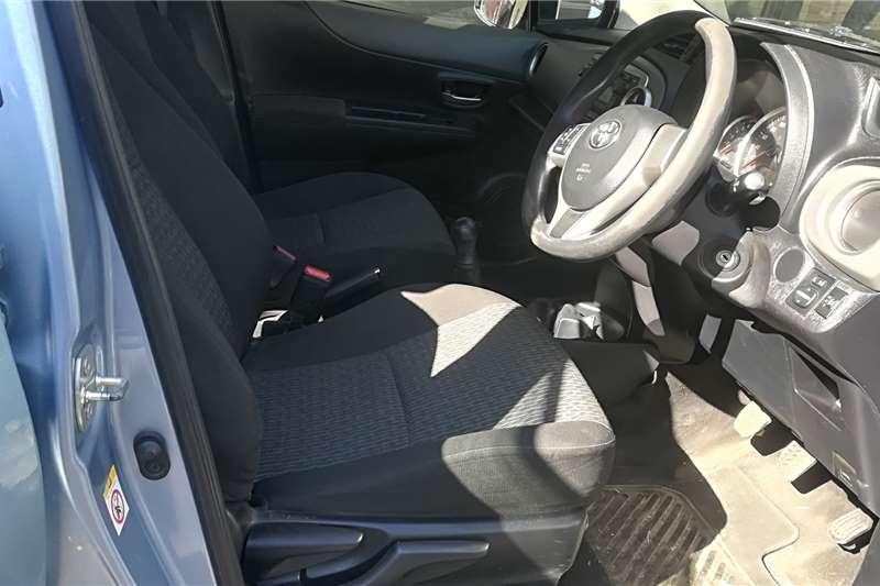 Toyota Yaris 1.3 2014
