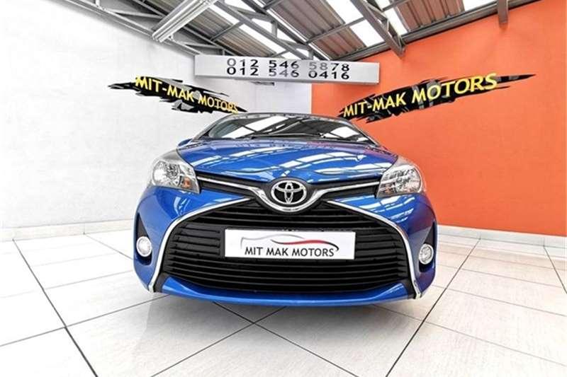 Toyota Yaris 1.3 2015